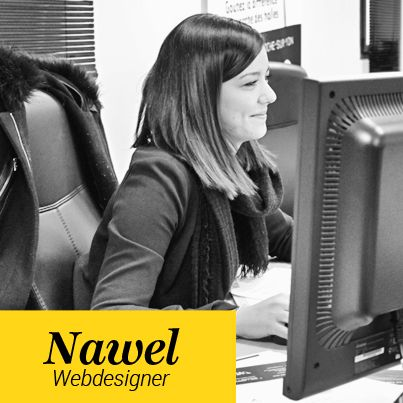 Nawel - Graphiste