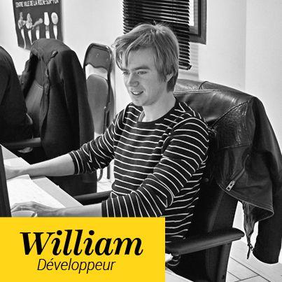 William - Développeur