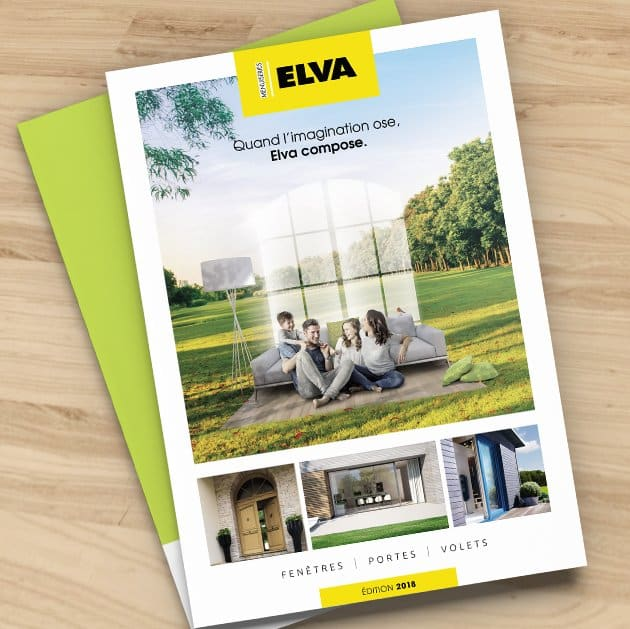 ELVA menuiseries catalogue