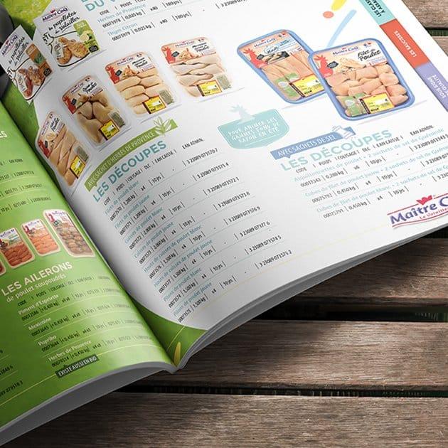 Catalogue Maître Coq